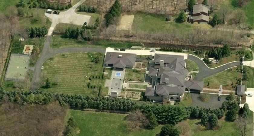 Lebron James Ohio Mansion Another Look Billionaire Addresses