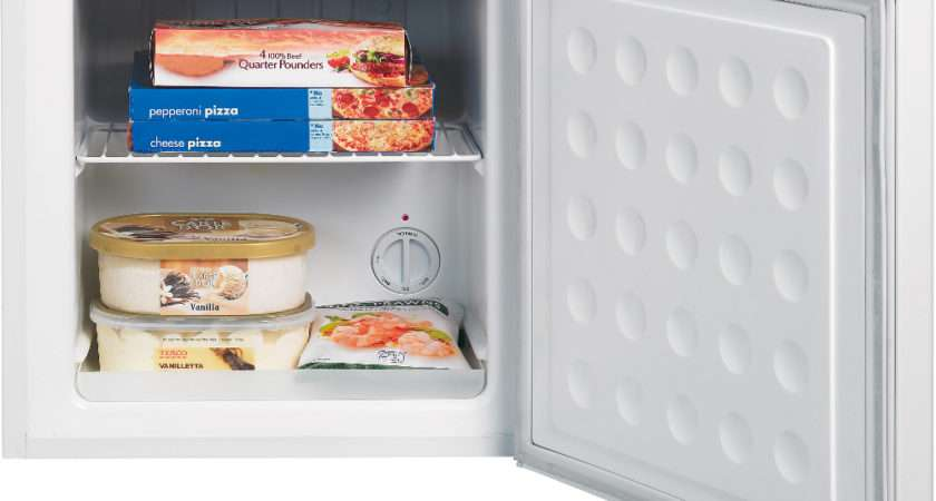 Lec White Compact Freezer Buy Today