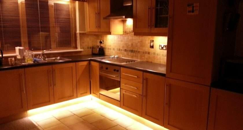 Led Lighting Your Kitchen Home Design Ideas