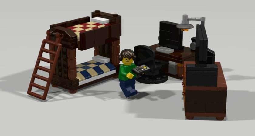 Lego Ideas Bedroom