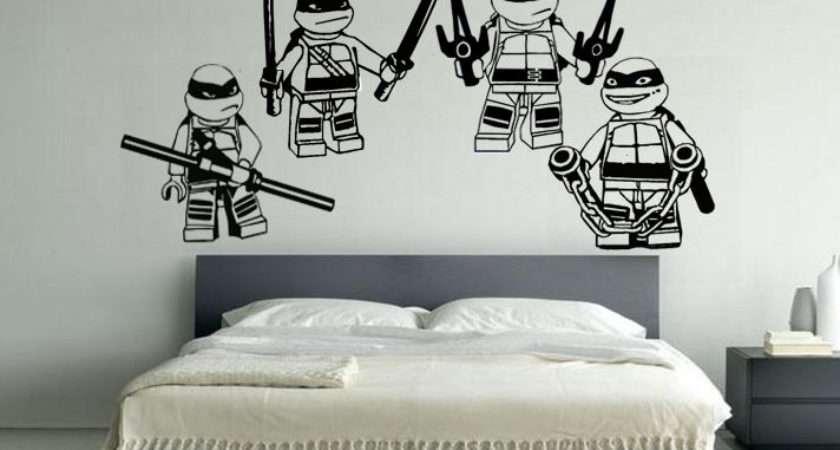 Lego Teenage Mutant Ninja Turtles All Children