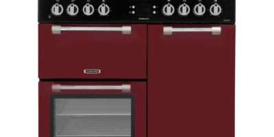 Leisure Cookmaster Red Dual Fuel Range Cooker