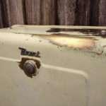 Lemon Vintage Brent Toilet Cistern Old Soulold Soul