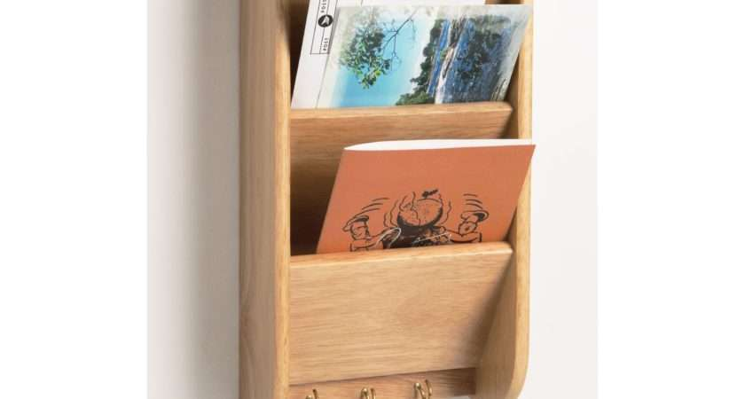 Letter Holder Wall Organizer Interior Design Ideas
