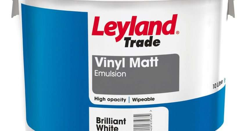 Leyland Paint Diy