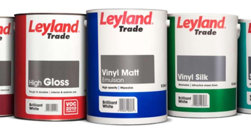 Leyland Paint Products Finish Range