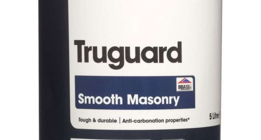 Leyland Trade Truguard Smooth Masonry Standard Colours