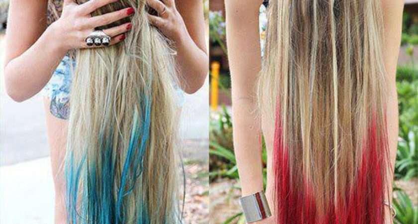 Lifestyle Dip Dye
