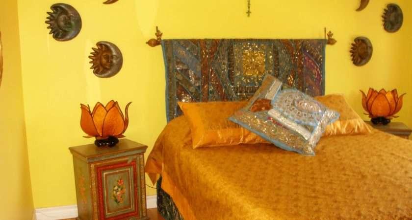 Lifestyle Predominantly Indian Bedroom