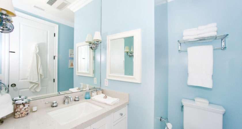 Light Colors Enhance Illumination Room Thus Creating More