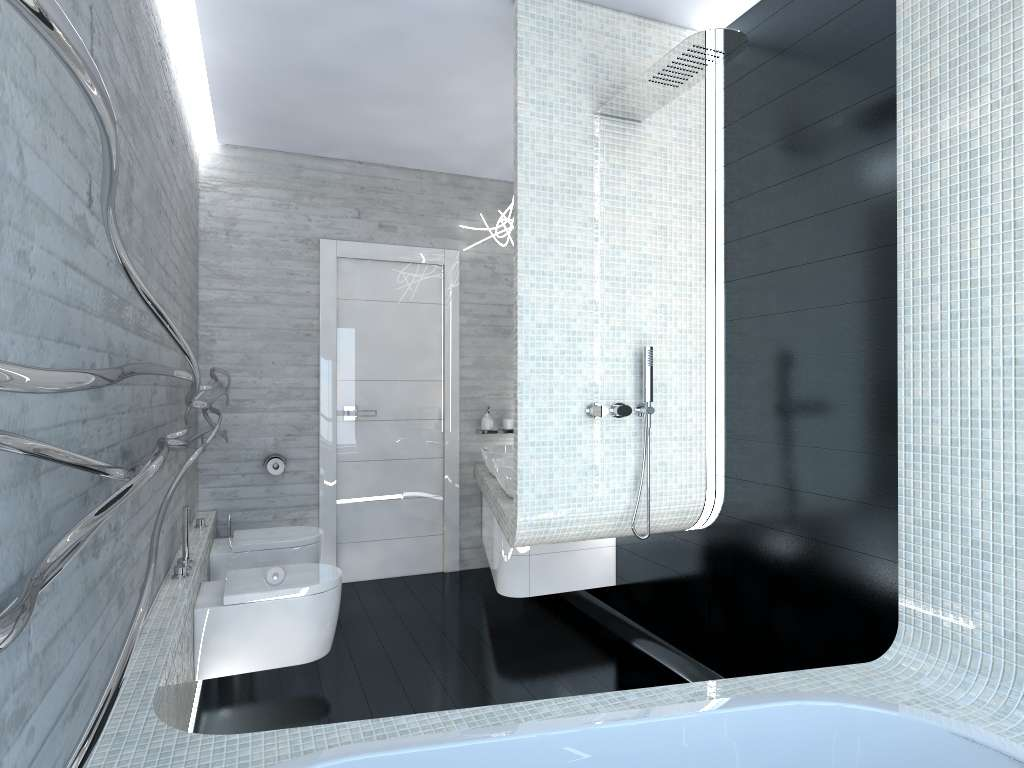 Light Grey Bathroom Design Latest Luxury
