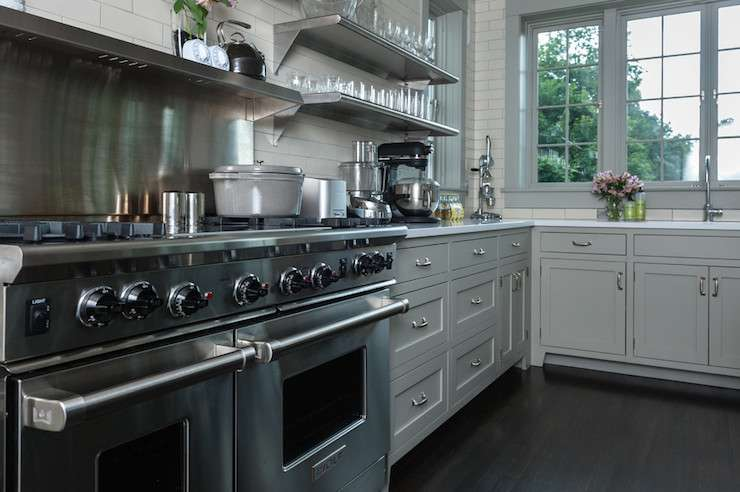 Light Grey Cabinets