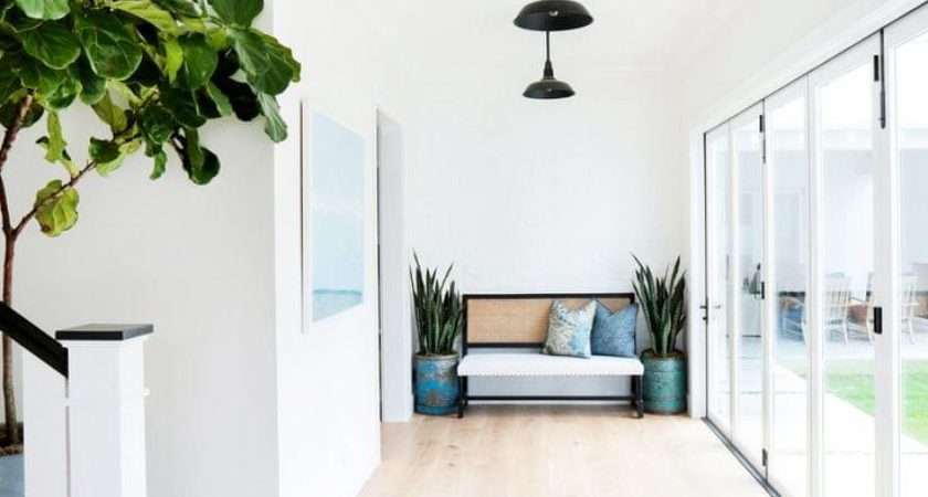 Light Hardwood Floors Coats Homes Highland Park