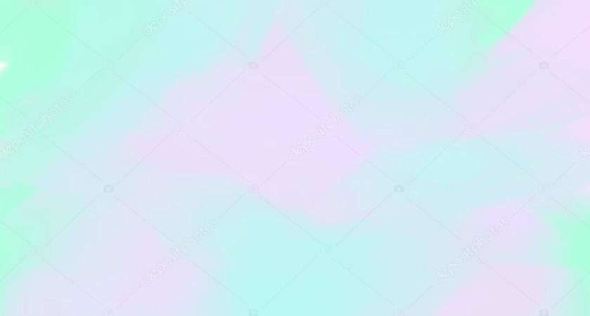 Light Pink Green Pastel Vector