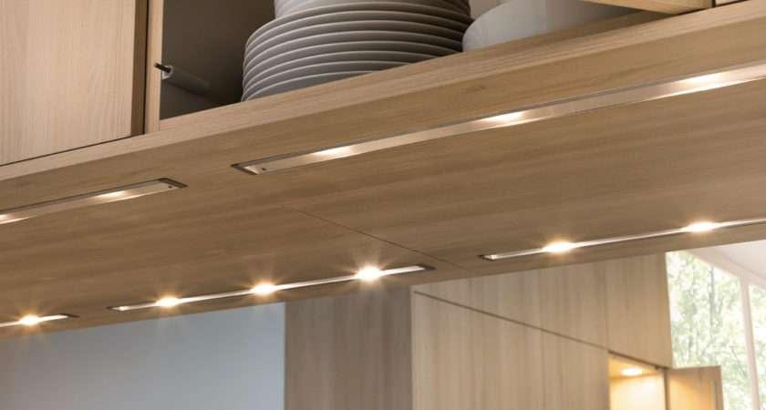 Lighting Concept Fitments Kitchen Leicht Modern