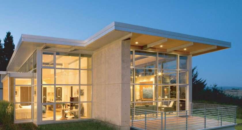 Lighting Modern Small House Design Minimalist Style