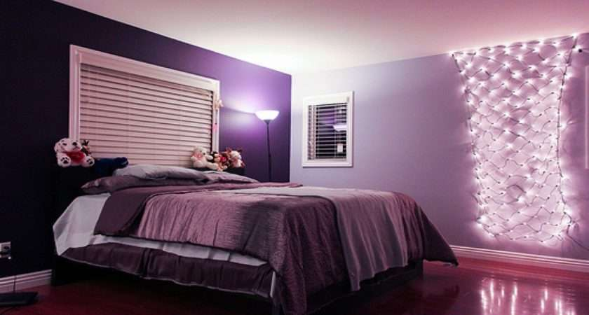 Lilac Bedrooms Light Dark Red Purple