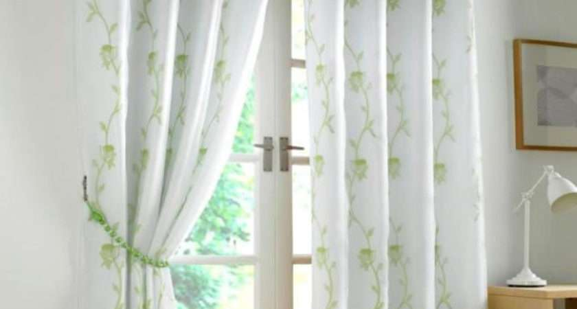 Lime Green Eyelet Curtains Functionalities
