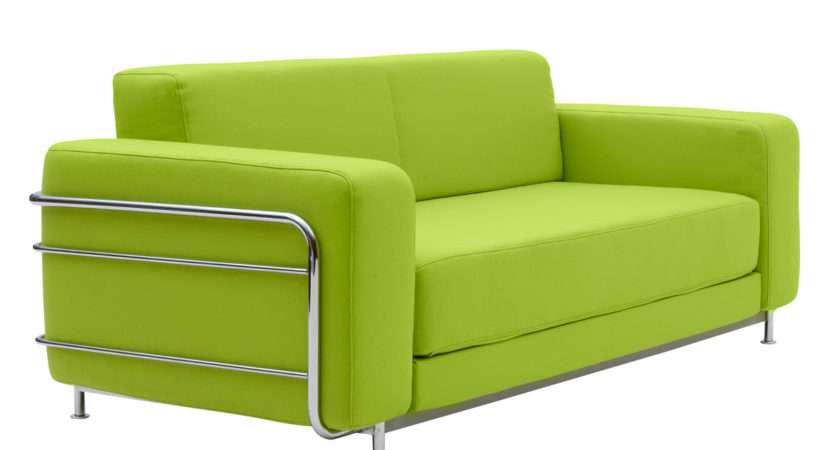 Lime Green Sofa Bed Centerfieldbar