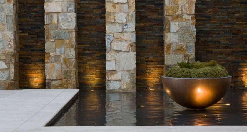 Limestone Feature Walls Breezy Garden Eco Outdoor