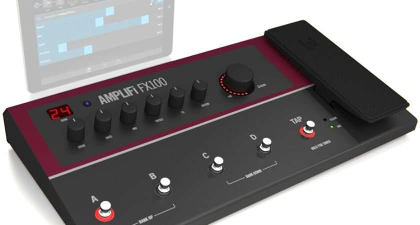 Line Amplifi Remote Ios