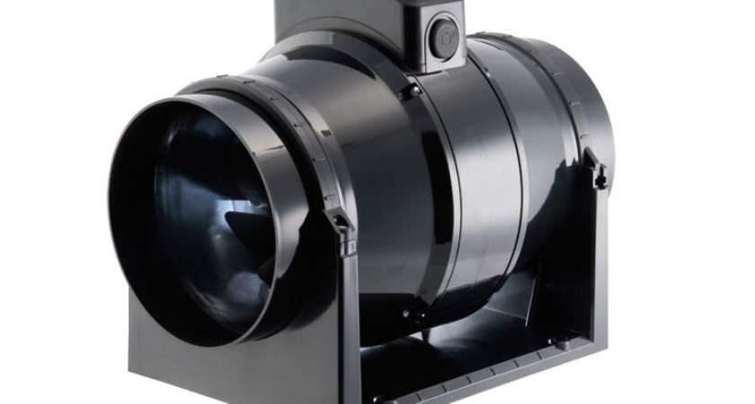 Line High Pressure Duct Standard Extractor Fan Sparkydirect