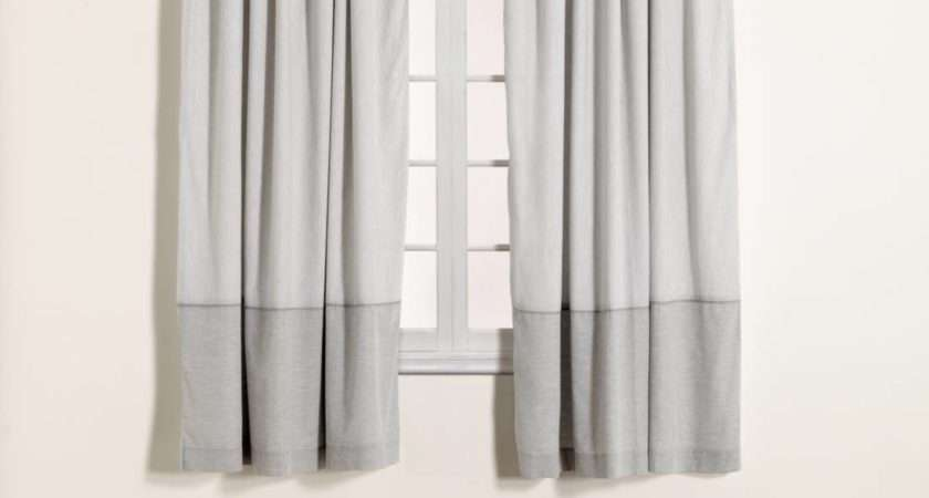 Lined Tie Top Curtains Welcome World