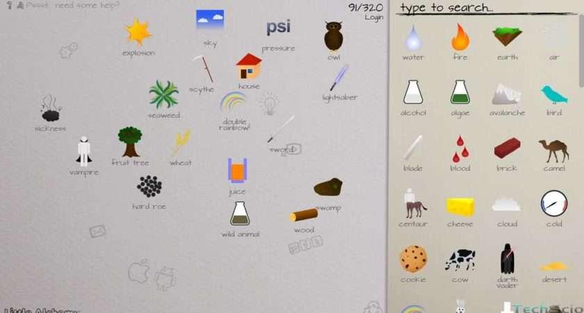 Little Alchemy Details Hidden Items Review