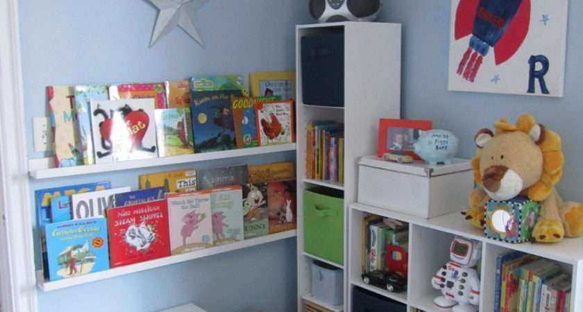 Little Big Boy Room Project Nursery