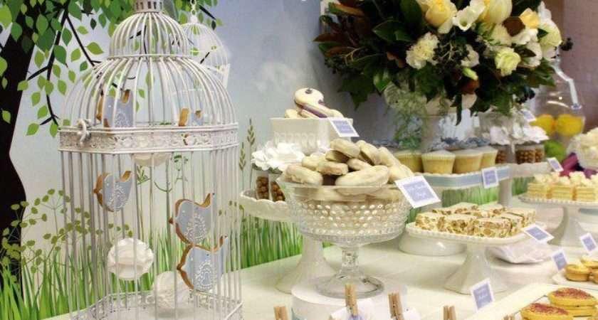 Little Birdie Garden Party Planning Ideas Supplies Idea Decorations