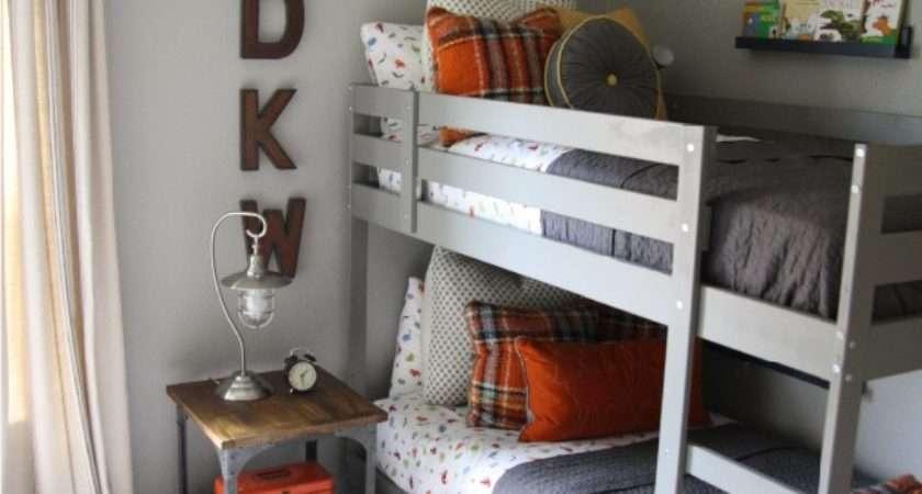 Little Boy Room Holly Mathis Interiors