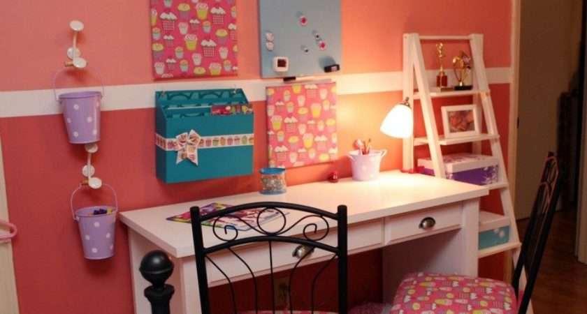 Little Girl Desk Kiddos Pinterest