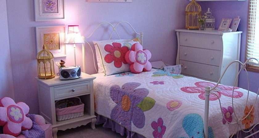 Little Girl Small Bedroom Ideas