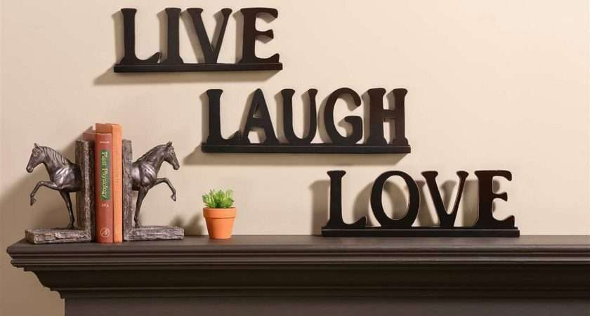 Live Laugh Love Decor Home Design
