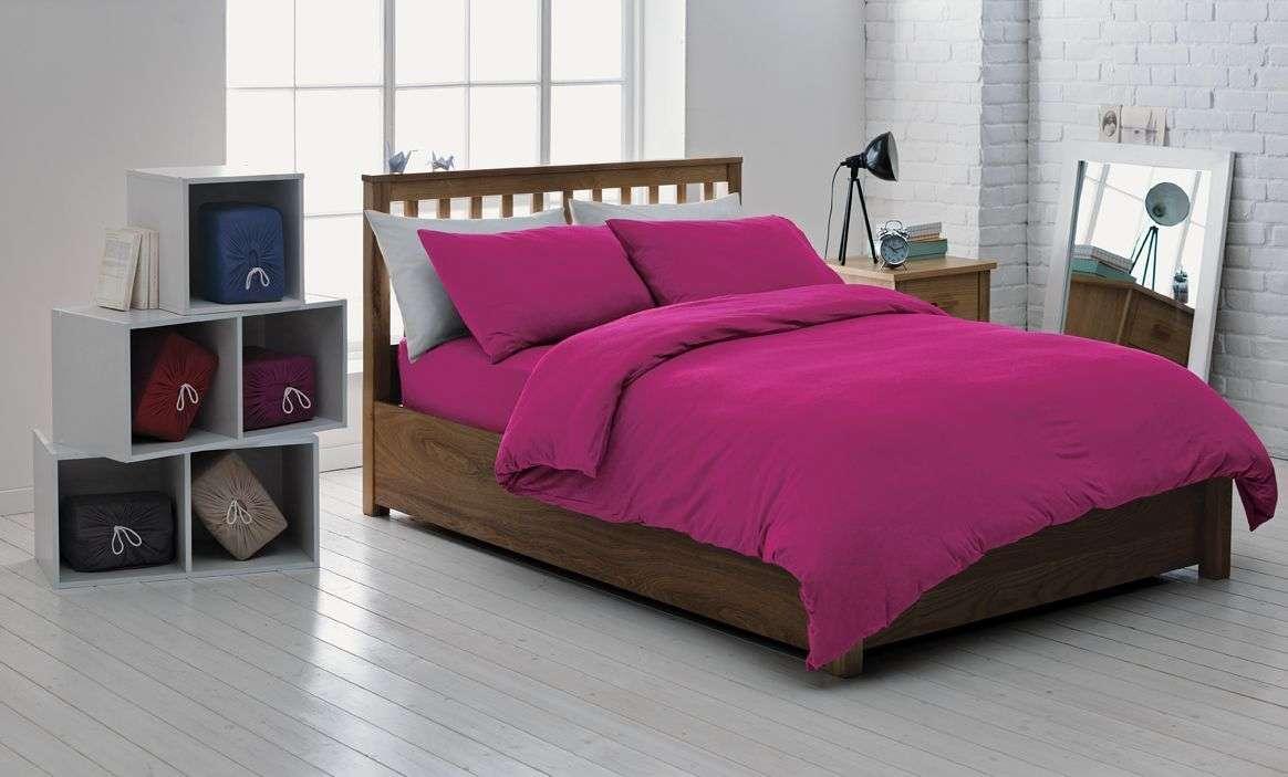 Living Jersey Bed Bag Double Delivered Argos Ebay