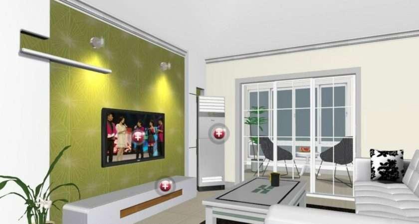 Living Room Colors Walls Modern House