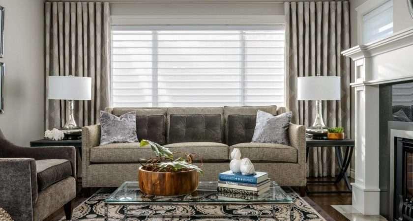 Living Room Curtains Design Ideas Small