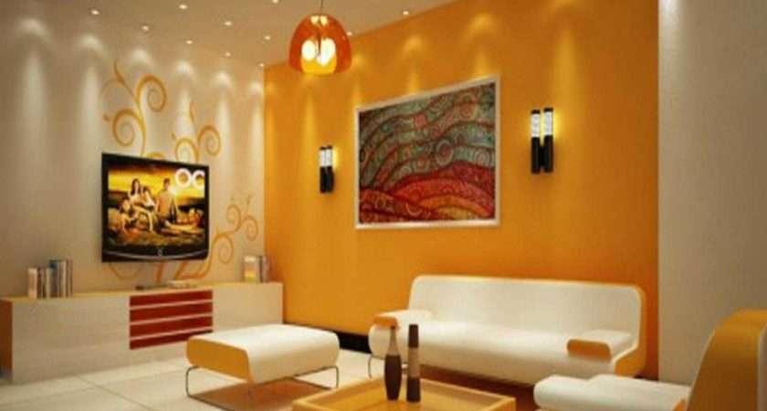 Living Room Decorating Ideas Budget Orange
