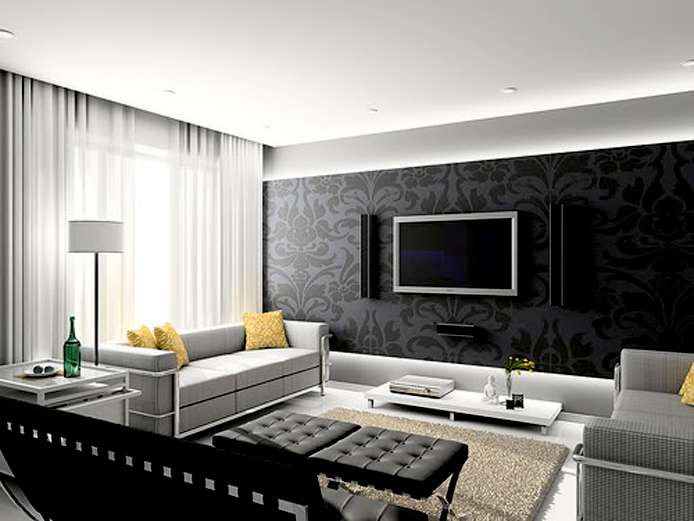 Living Room Decorating Ideas Interior Idea