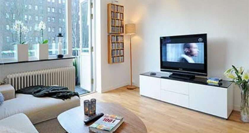 Living Room Decorating Ideas White Inspire Small Apartment