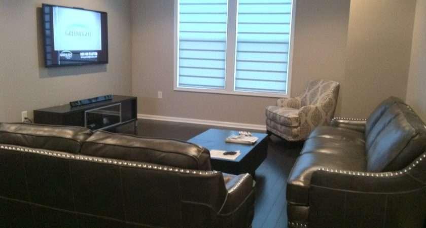 Living Room Decoration Help Ceiling Tile Lighting