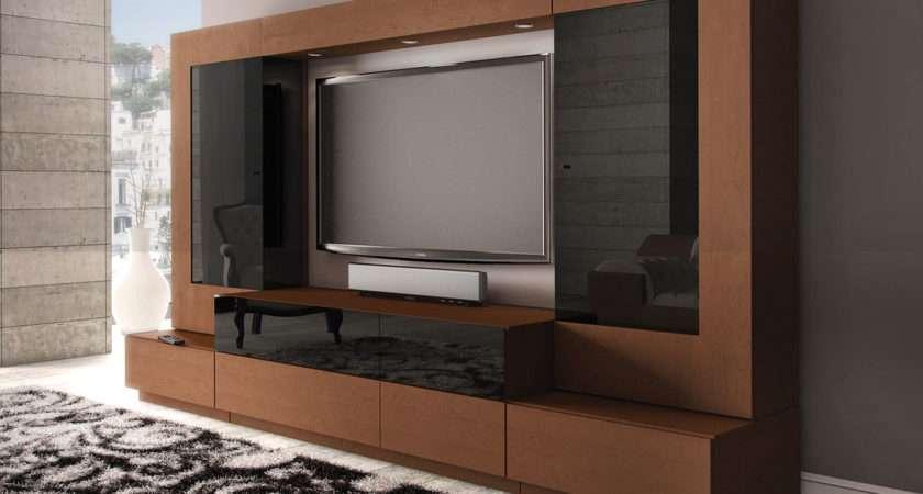 Living Room Design Cabinet