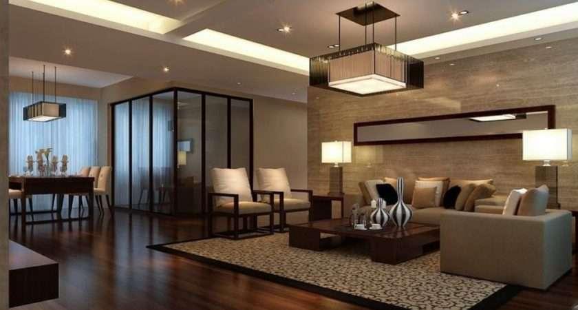 Living Room Dining Ceiling Wood Flooring