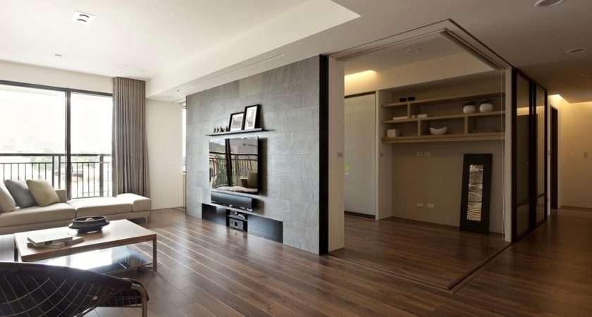 Living Room Dining Divider Design