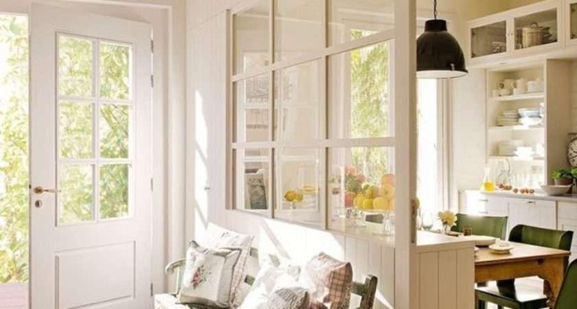 Living Room Divider Kitchen Ideas