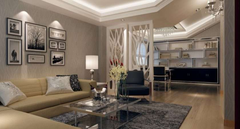 Living Room Dividers House