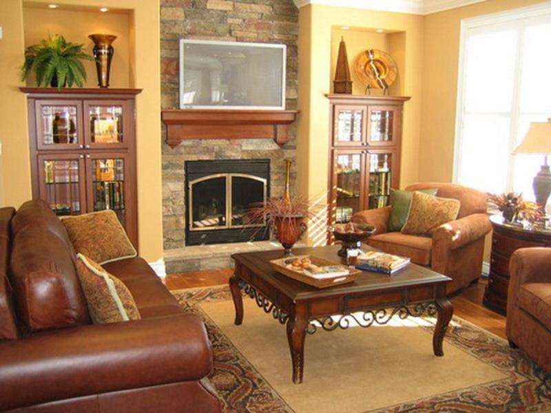 Living Room Fireplace Decorating Ideas Decorate