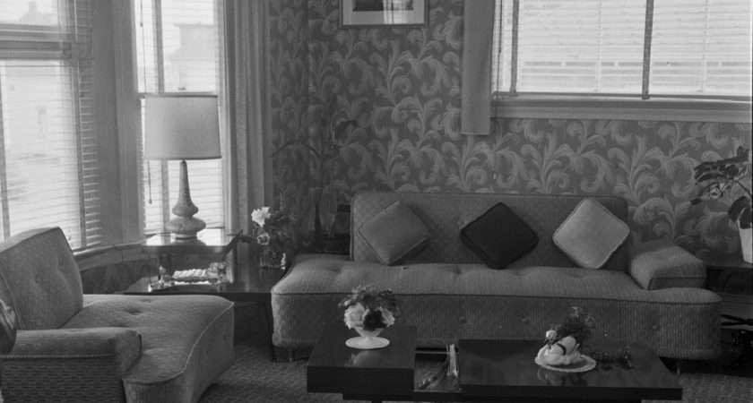 Living Room Flickr Sharing