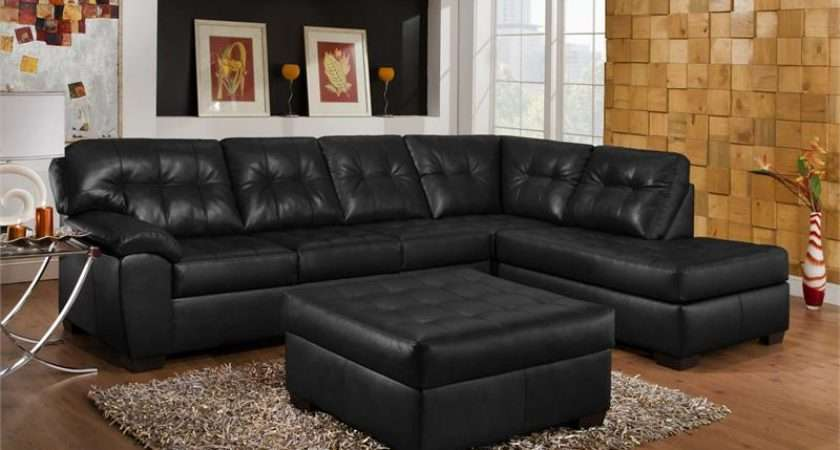 Living Room Ideas Decorating Around Black Leather Couch