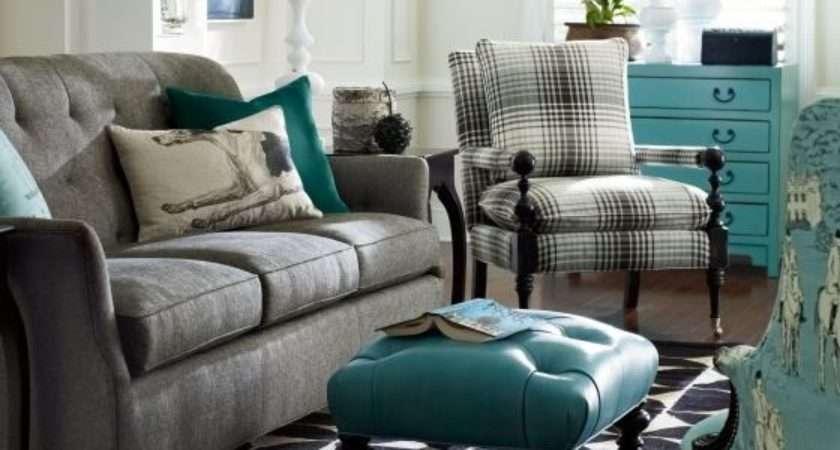 Living Room Ideas Modern Gray Turquoise
